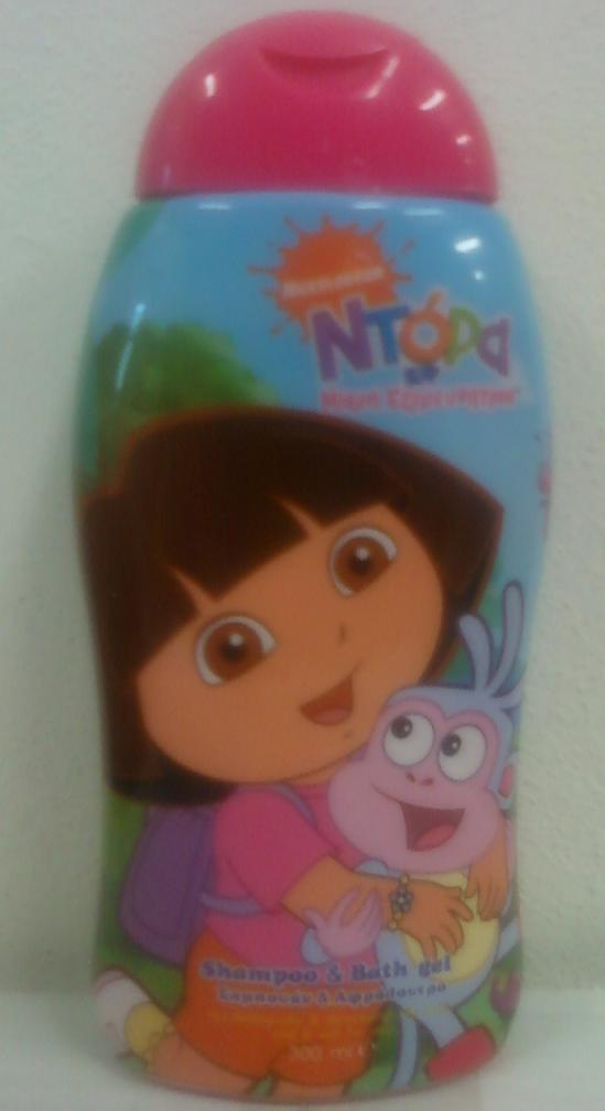 Dora - sperchový gel a šampon 300 ml