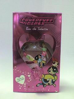 The POWERPUFF GIRLS toaletní voda 75ml