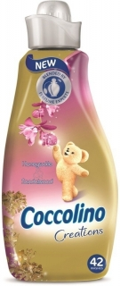 Coccolino Aviváž Honeysuckle & Sandalwood 1,5 l