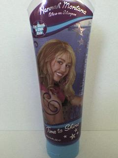 HANNAH MONTANA šampon 250ml Time to Shine