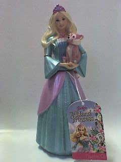 PRINCESS 3D figurka sprchový gel 300ml