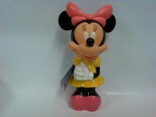 Minnie Mouse - sprchový gel 200ml ve figurce