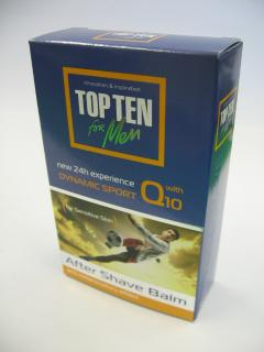 TOP TEN balzám po holení 100ml Dynamic